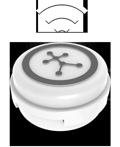The Blast precision motion sensor knows when you're moving and dynamically powers-up the sensor and engages the patented motion detection algorithms to capture your important 3D action metrics in real-time.