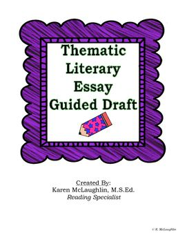 Basic literary essay