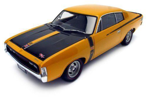 Dodge Charger E49, Metallic Yellow Autoart 1:18 diecast model car by Autoart. $97.99