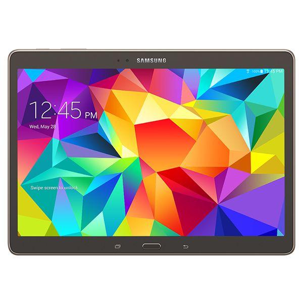 Samsung - Galaxy Tab S 10.5 WiFi Bronze tablet