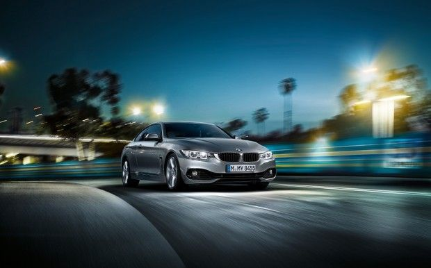 #BMW 4-series Coupe