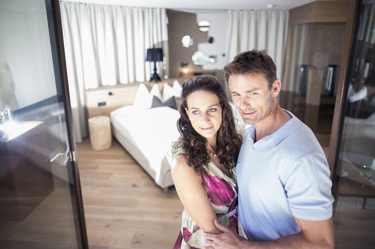 Comfortable rooms & suites at the #ALPENSCHLÖSSL & #LINDERHOF Wellness Resort  http://www.wellnessresort.it/en/rooms-suites/