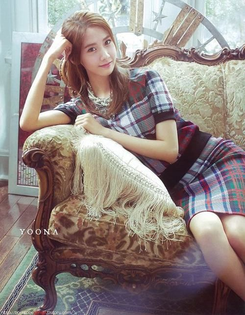 YOONA #SNSD ★ GIRL GENERATION // SONE NOTE