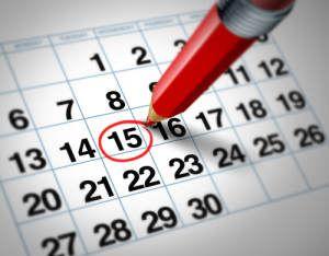 Calendario 2016 para Niños