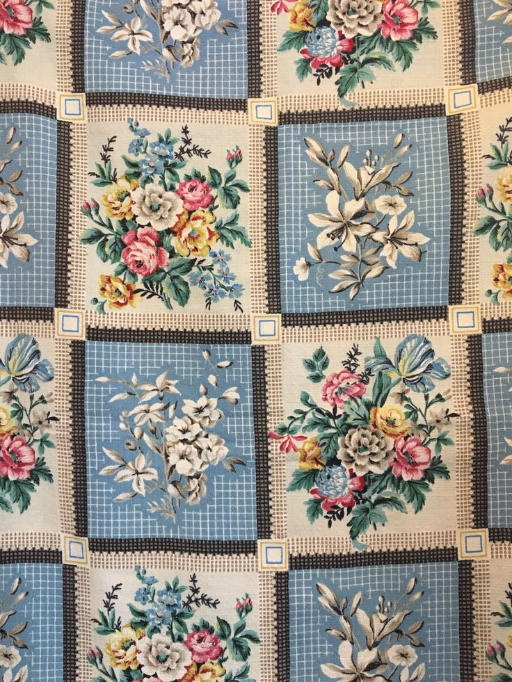 Excited to share the latest addition to my #etsy shop: Vintage fabric /vintage bark cloth fabric / curtain material / vintage decor