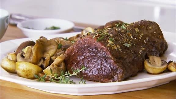 how to cook beef tenderloin tips