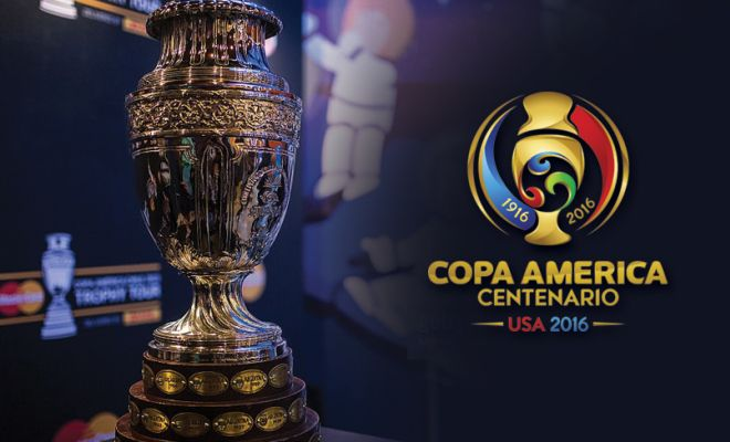 """Report: Copa America """"Centenario"""" 2016 To Be Played In The U.S."""