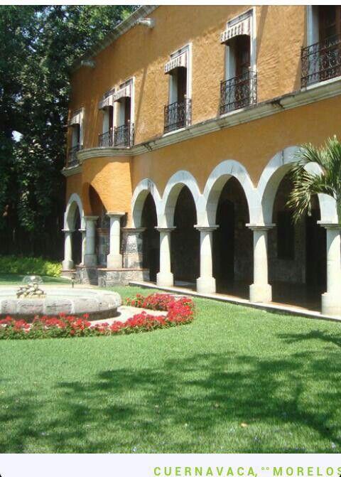 Hacienda en Cuernavaca Morelos
