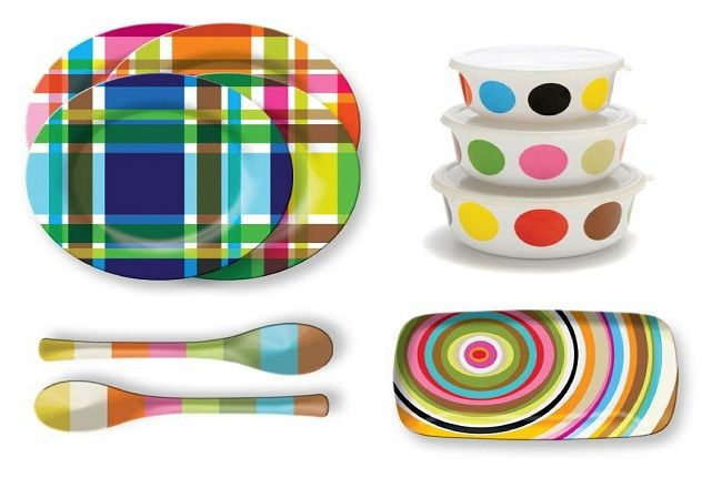 Pastry Chef Wonders 5- use colored dishwares to eat less