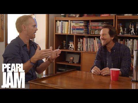 Eddie Vedder and Joe Buck Interview - Let's Play Two - Pearl Jam - YouTube