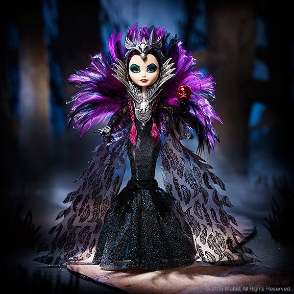2015 SDCC Exclusive Ever After High Raven Queen Doll from Toot's Toys