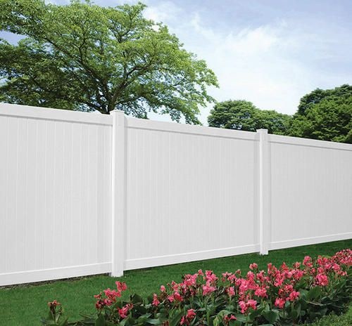 Barrette Vinyl Fence Panel Shop Barrette White Vinyl Fence