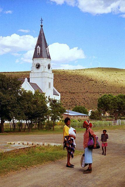 Nieu Bethesda - Karoo - South Africa