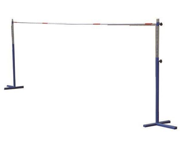 YÜKSEK ATLAMA SEHPA VE ÇITASI MS-822 TEKNİK ÖZELLİKLER Marka : MUSU Ürün Kodu : MS 822 Koli İçi : 1 ADET Asorti :1 ÜRÜN HAKKINDA Metal ayaklı ve ahşap engelli olan atlama çıtası -