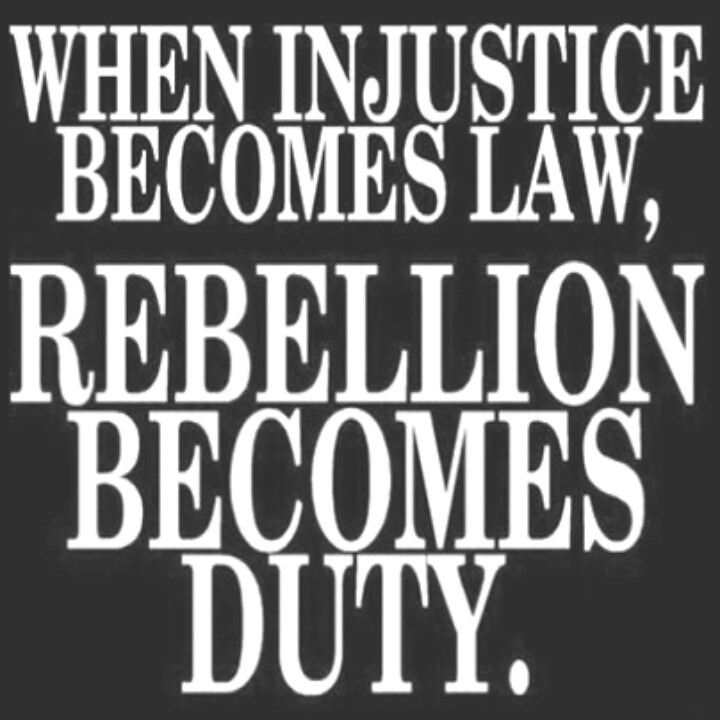 Quotes About Rebellion: Famous Quotes About Rebellion. QuotesGram