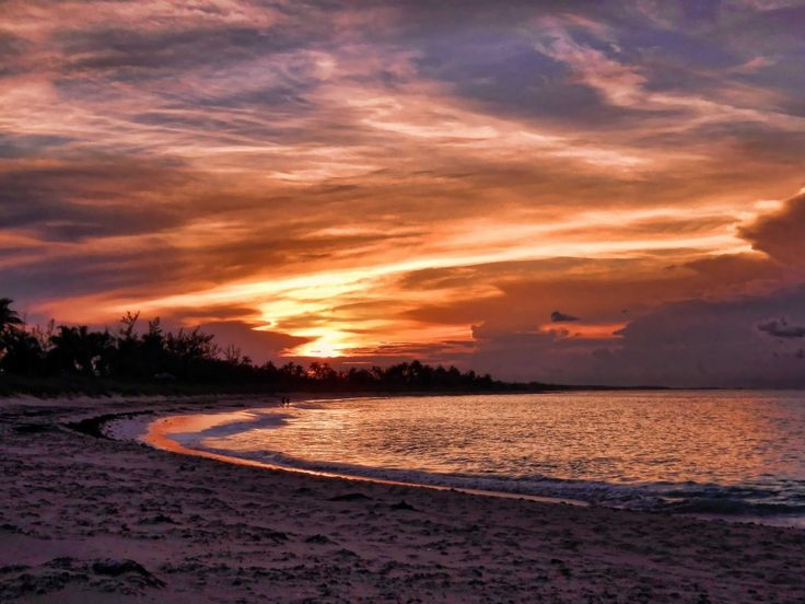 The 110-mile long Bahamian island of Eleuthera is known for its miles of beaches and laid-back atmosphere. For waves, visitors can head to Surfer's Beach on the Atlantic Ocean, and for calmer waters there's the tranquil Caribbean Sea.
