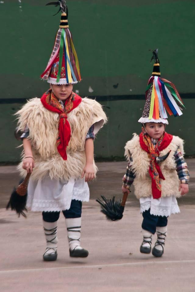 Carnavales ancestrales de Ituren y Zubieta, el futuro ya está aquí. Basque Country