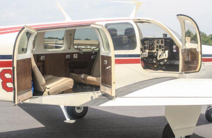 1978 Beechcraft Bonanza A36 for sale in (KWDR) Winder, GA USA => www.AirplaneMart.com/aircraft-for-sale/Single-Engine-Piston/1978-Beechcraft-Bonanza-A36/14730/