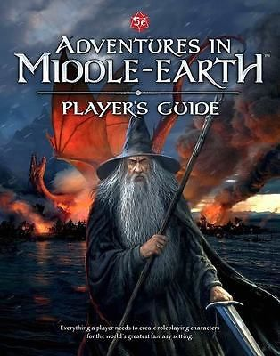 Other Role Playing Games 1183: Adventures In Middle-Earth - Player S Guide Hardcover Psi Cb72300 -> BUY IT NOW ONLY: $31.87 on eBay!