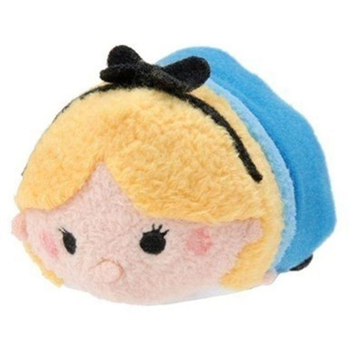 """Tsum TSUM 3.5"""" Lovely Plush Mini doll Stackable Toy Phone Accessories Xmas Gift"""
