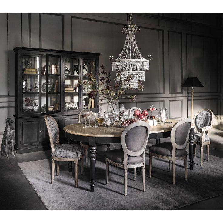 les 25 meilleures id es de la cat gorie table ronde extensible sur pinterest grande table. Black Bedroom Furniture Sets. Home Design Ideas
