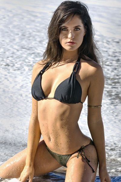 Bikini las vegas modeld