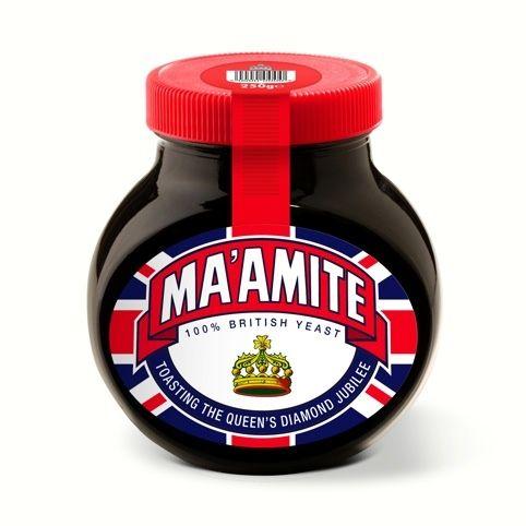 Ma 'amite special edition by Design Bridge: Queen Diamonds, Queen Jubil, Limited Editing, British, The Queen, Jubil Marmit, Maamit, Ma Amit, Diamonds Jubilee