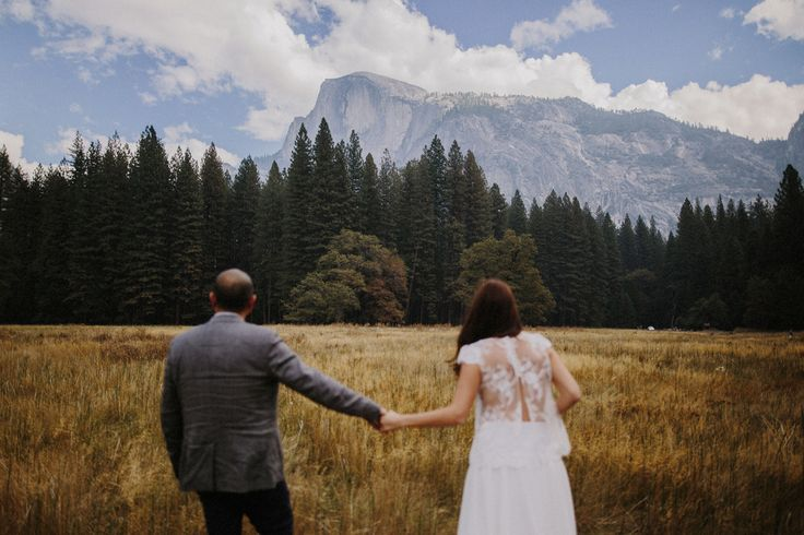 Trash the dress en Yosemite California Fotógrafo de bodas Wedding Photographer  www.luistenza.es
