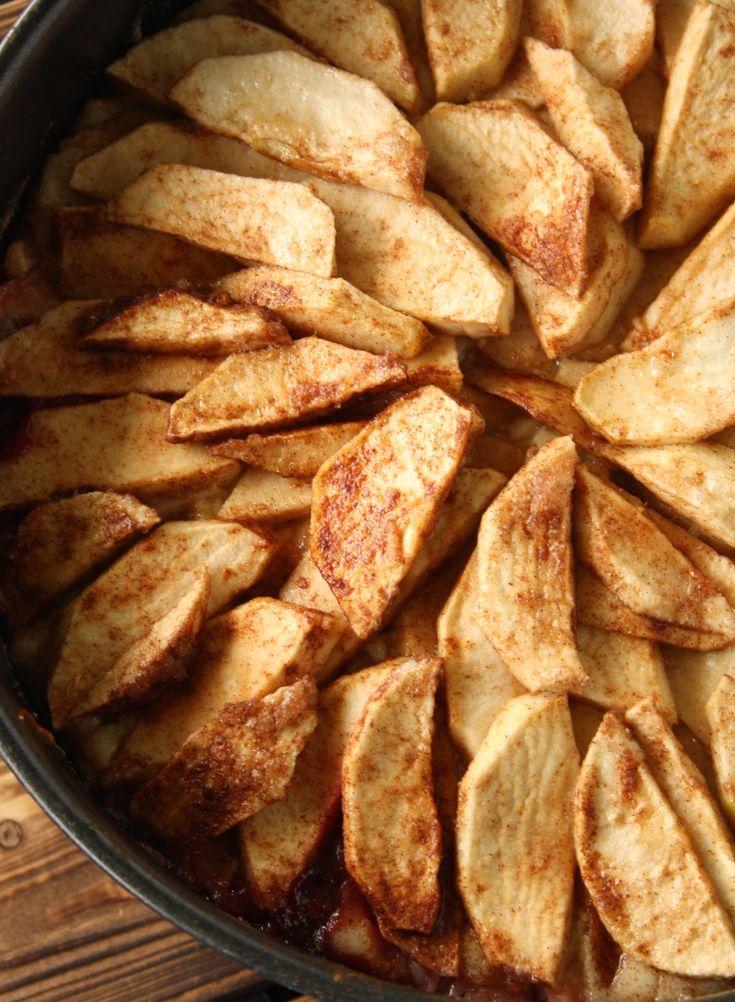 Taste of Nova Scotia's Annapolis Valley Apple Torte