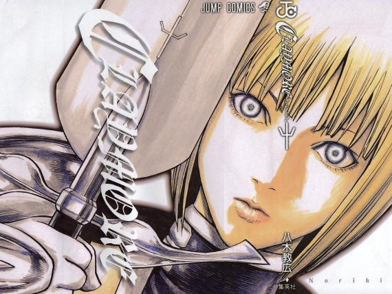 Claymore...what a cool show!!