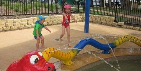 BIG4 Karuah Jetty Holiday Park Water Play for kids, Port Stephens Region, New South Wales