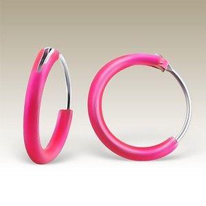 CR1.2x10-E PK/16302Sterling silver plain earrings