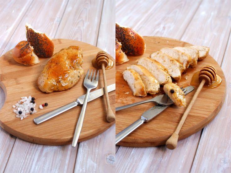 SMYKWKUCHNI: Jak zrobić kurczaka w glazurze miodowej?
