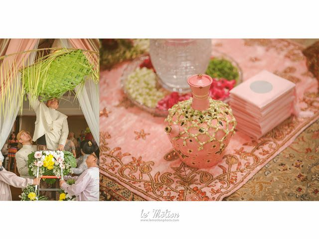 There was a beautiful relation between Yovika & Andro traditional wedding concept with the bride. Yovika is a professional dancer, esp...