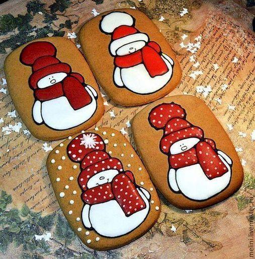 33+ Einfache DIY Weihnachten gemalte Gestaltungsideen