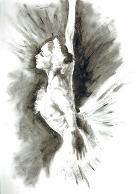 BALLERINA IX by Nicolas GOIA