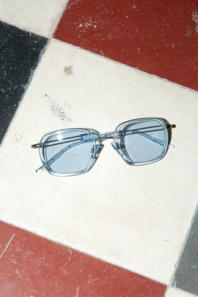 KAIBOSH | BLURRED VISION in LUCY BLUE. Get it now on www.kaibosh.com
