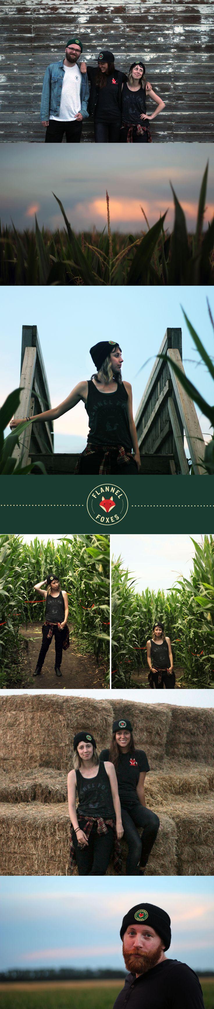 Flannel Foxes // Going Home // The Edmonton Corn Maze