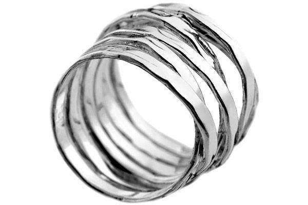 Clio Blue ring