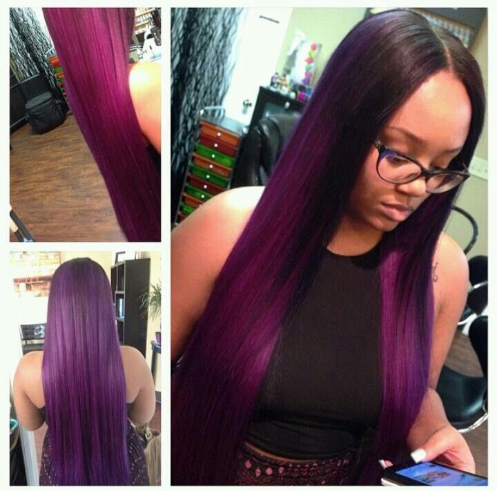 744 best cant live without my hair weave images on pinterest cheap hair weave tips buy quality weave painting directly from china hair weave suppliers lot ombre and purple brazilian human hair extensions straight pmusecretfo Choice Image