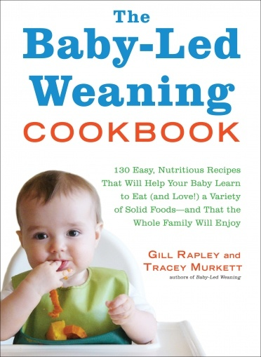 A review of the Baby-led Weaning Cookbook - MUST READ for new mamas!