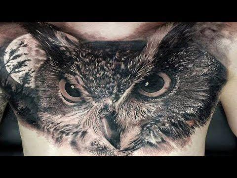 Tatuajes de búhos: significado e ideas originales | Belagoria | la web de los tatuajes
