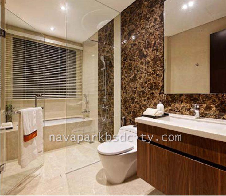 design interior bathroom cluster lakewood navapark bsd
