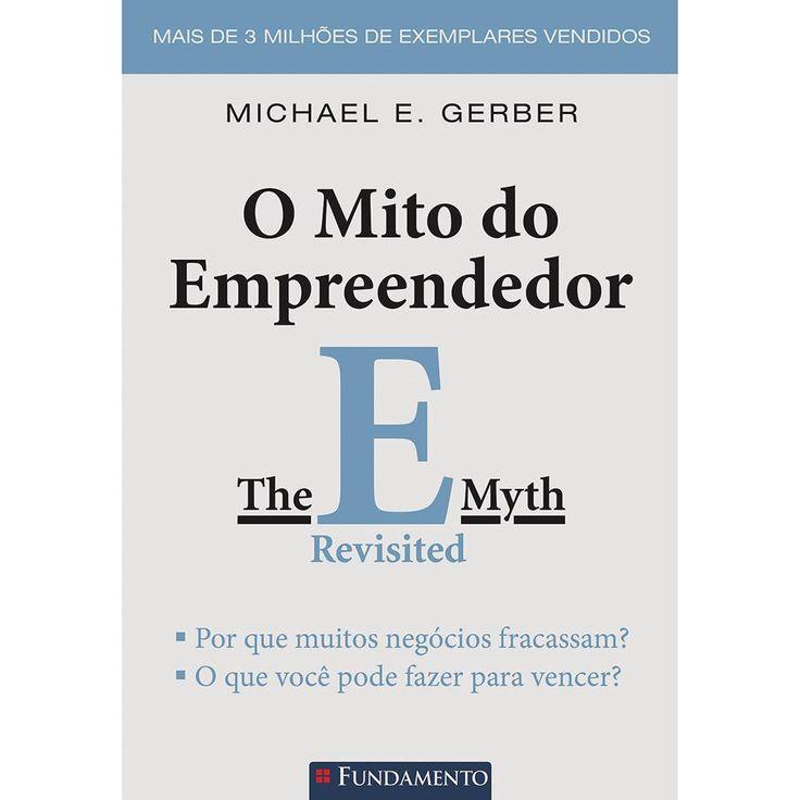 Livro - O Mito do Empreendedor - Submarino.com