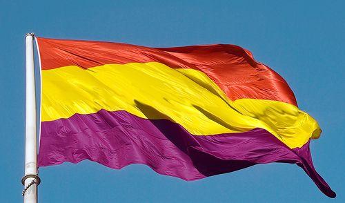 Republican flag.