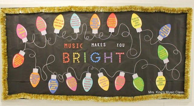 http://www.teacherspayteachers.com/Product/Let-Your-Light-Shine-Music-Bulletin-Board-1587160
