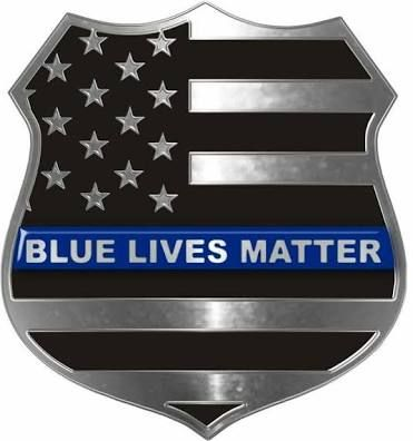 Excerpt: ...Blue Lives Matter more than Black Lives Matter/ Blue Lives Matter more than White Lives Matter/ Cause if Blue Lives are flushed, All Lives go down the drain/ It's not Rocket science to connect dots and calculate/...