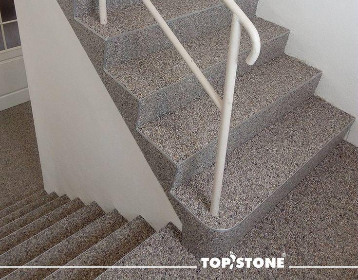 Máte doma staré betonové schody a přemýšlíte, co s nimi??? Renovace mramorovým kamínkem TopStone Grigio Occhialino není špatná volba, co? https://eshop.topstone.cz/kamenny-koberec-grigio-occhialino… Krásné pondělí přejeme :) #topstone #mramorovýkoberec #kamínkovýkoberec #schody #betonovéschody #renovace #oprava #rekonstrukce