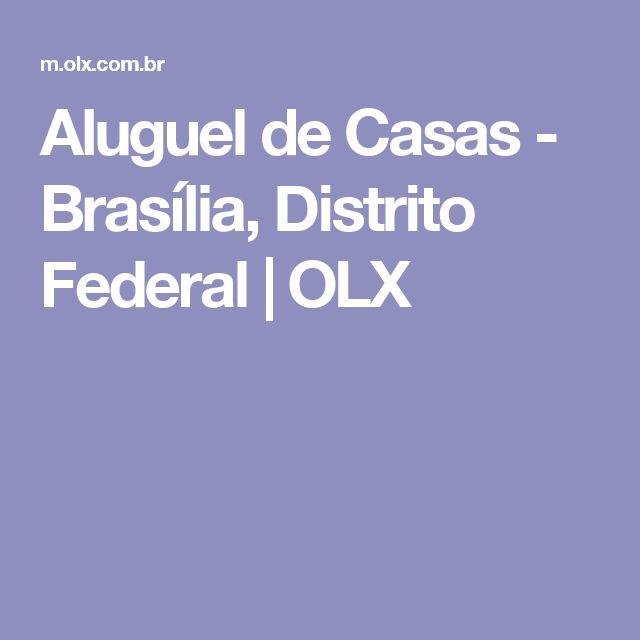 Aluguel de Casas  - Brasília,  Distrito Federal   OLX