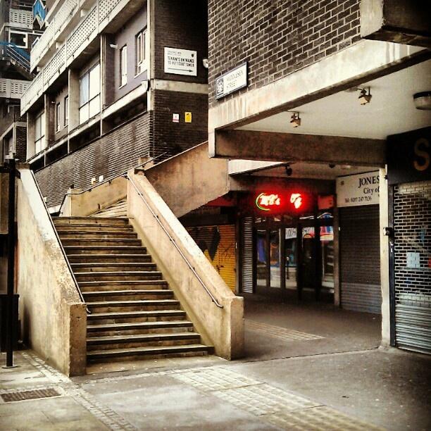 @levantisphoto | Middlesex St #stairs #socialhousing #architecture #londonpop #instagood | Webstagram - the best Instagram viewer